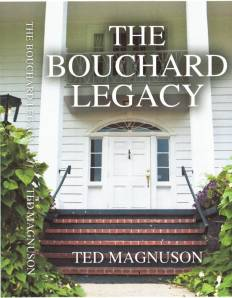 The Cover of The Bouchard Legacy